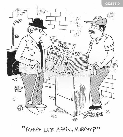yesterday cartoon