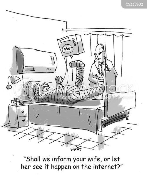 viral video cartoon