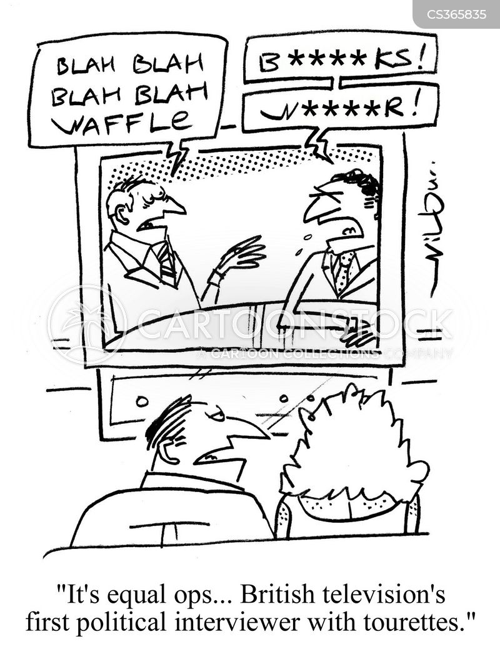 swore cartoon