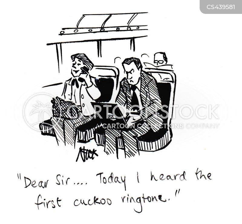 cuckoo cartoon