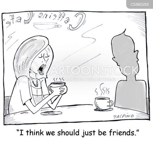 breaking-up cartoon