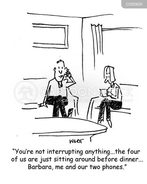 modern relationships cartoon