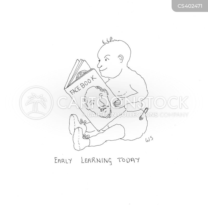 early learning cartoon