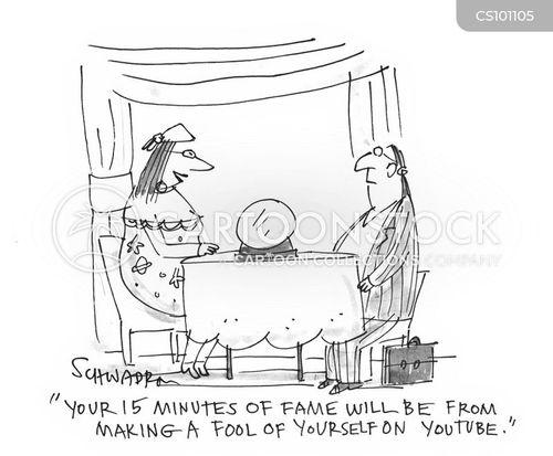 fames cartoon