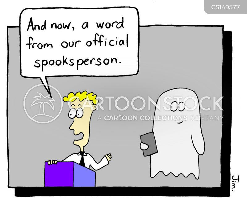 press releases cartoon