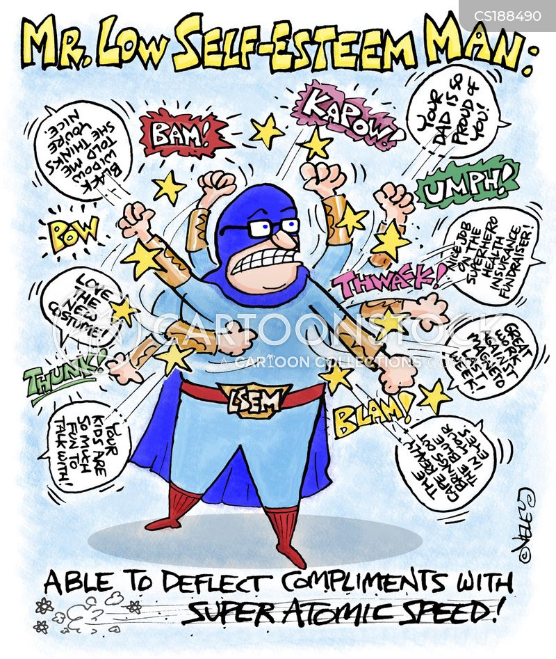 comic book hero cartoon
