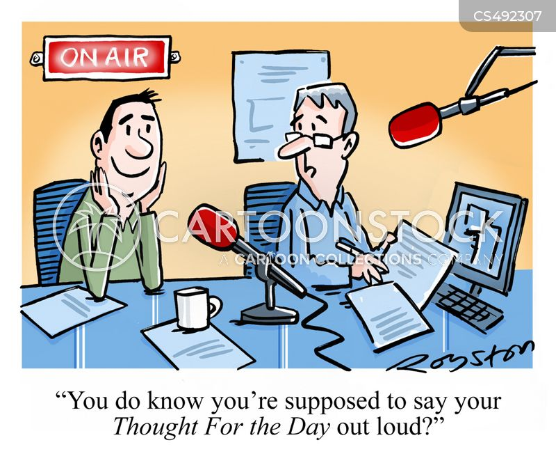 radio programme cartoon