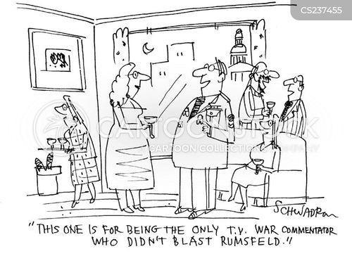 rumsfeld cartoon