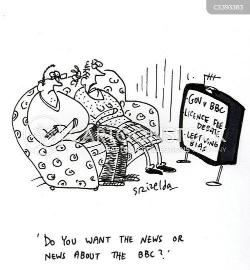 license fee cartoon
