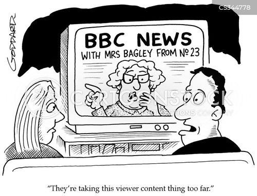 viewer content cartoon
