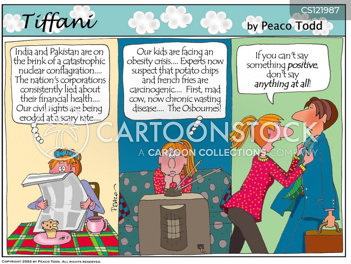 carcinogenic cartoon