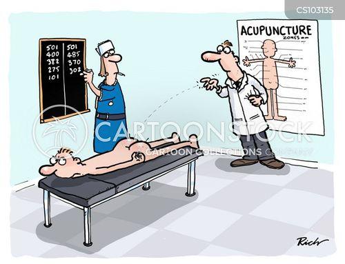 beside manner cartoon