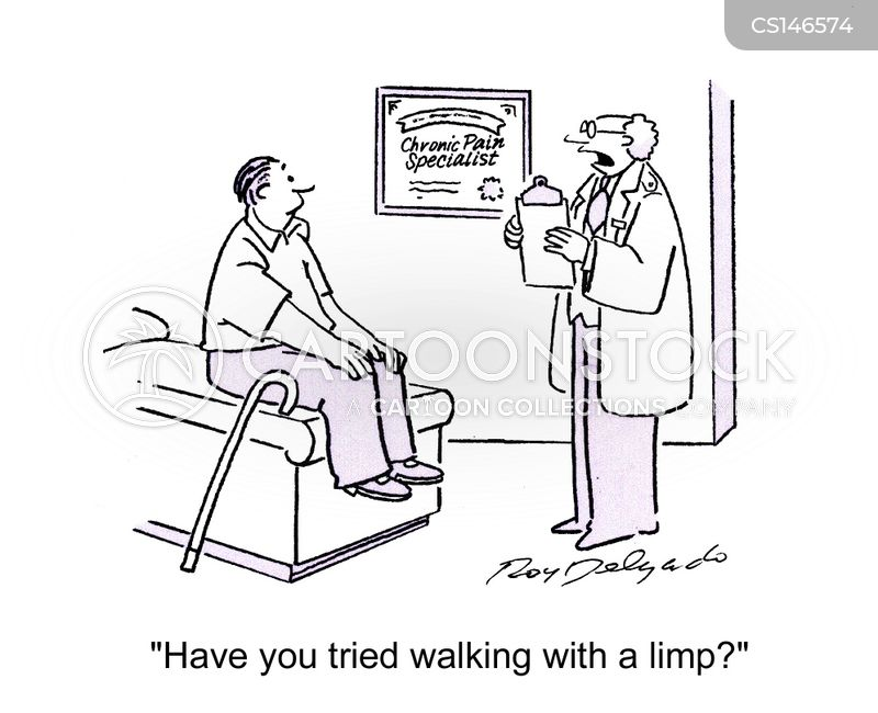 limp cartoon