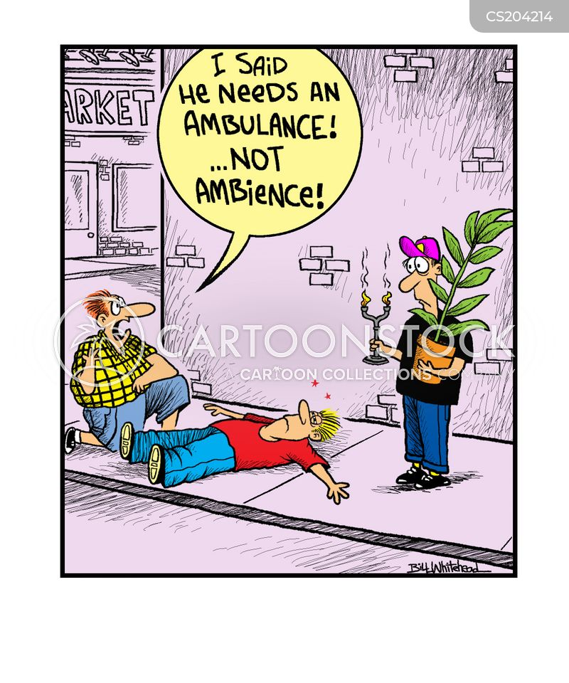 Emergency Medicine Cartoons Medical Emergency Cartoon 6 of