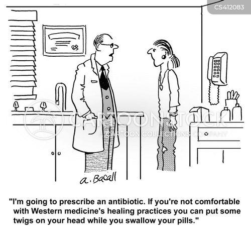 orthodox medicine cartoon
