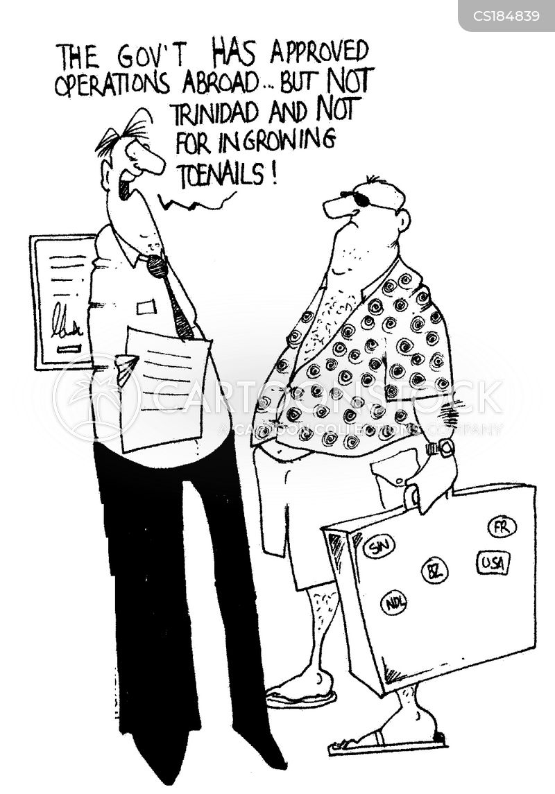 Image result for health exclusions cartoon