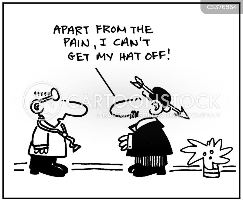 Archery Accident cartoons, Archery Accident cartoon, funny, Archery Accident picture, Archery Accident pictures, Archery Accident image, Archery Accident images, Archery Accident illustration, Archery Accident illustrations
