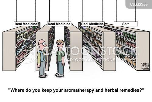 pseudo science cartoon