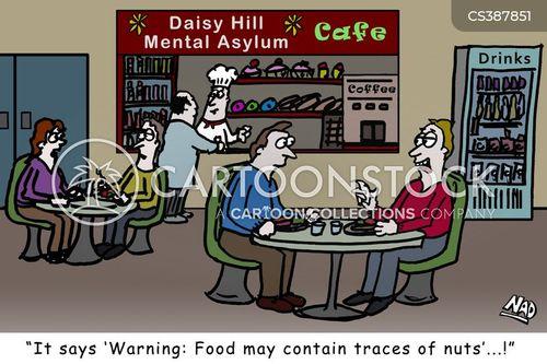 asylums cartoon