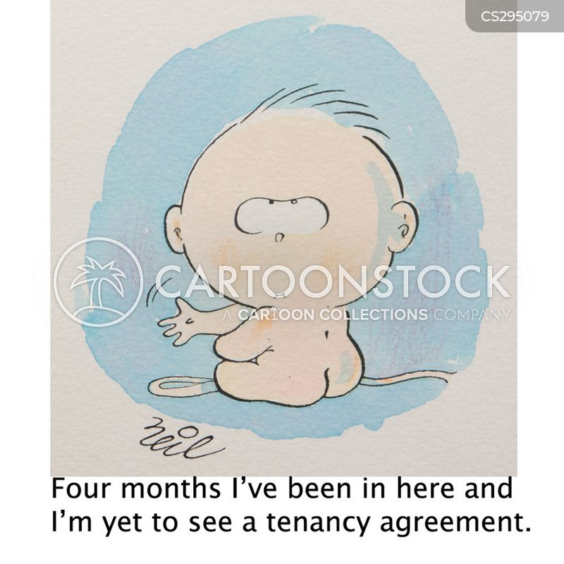 tenancy cartoon