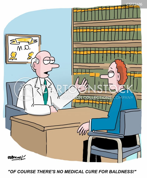 physician heal thyself cartoon