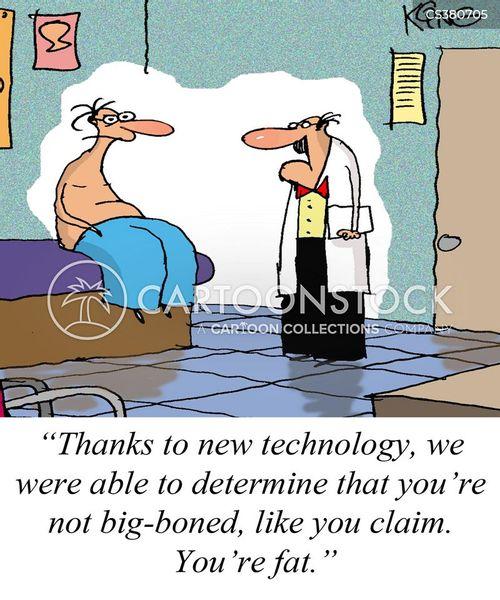 big bone cartoon
