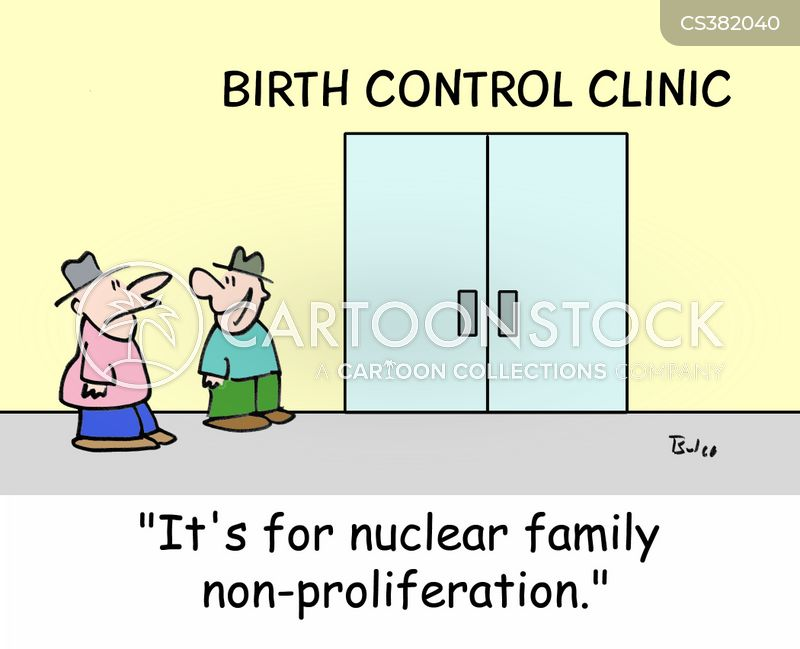 nonproliferation cartoon