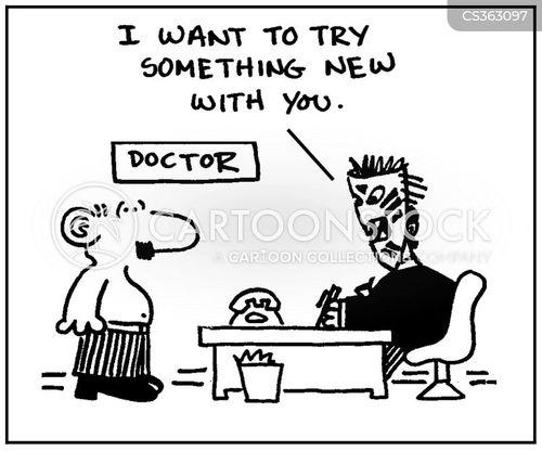 witchdoctor cartoon