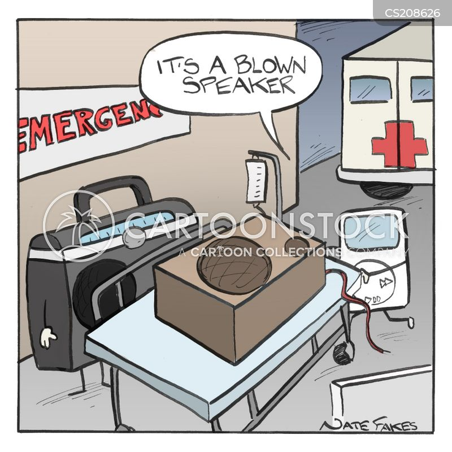 medical emergencies cartoon