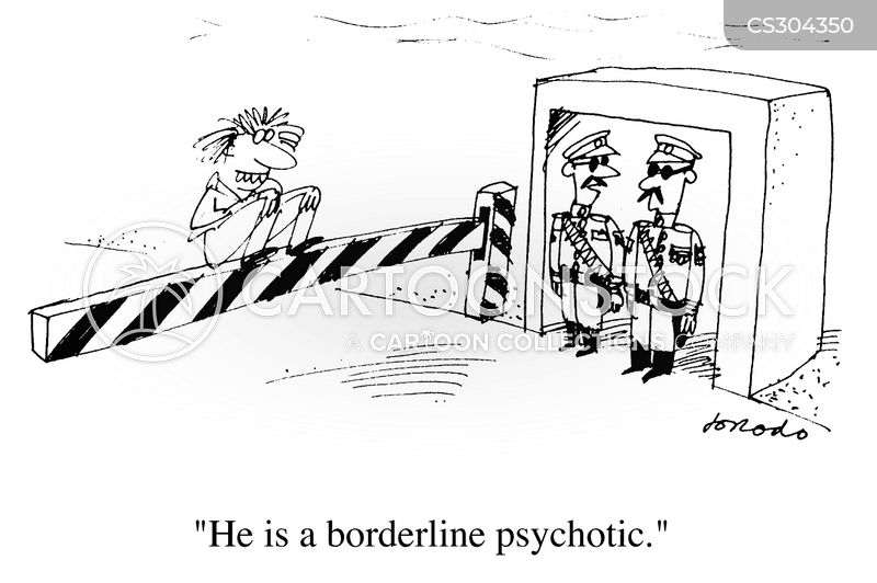 psychological problems cartoon