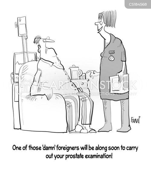 service worker cartoon