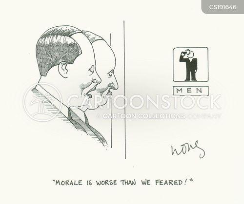employee relations cartoon