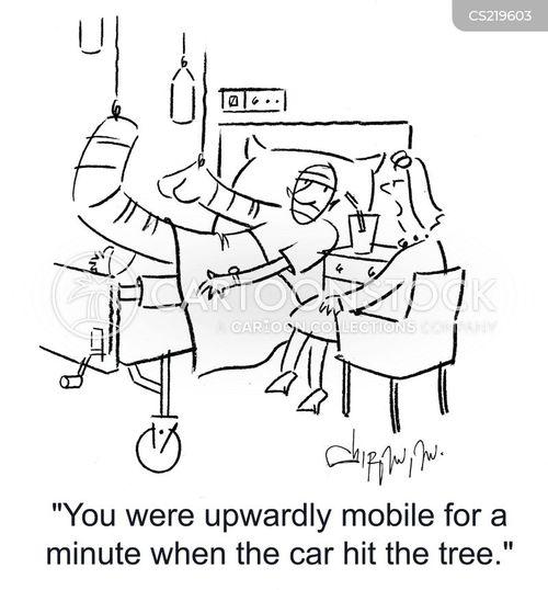 upwardly mobile cartoon