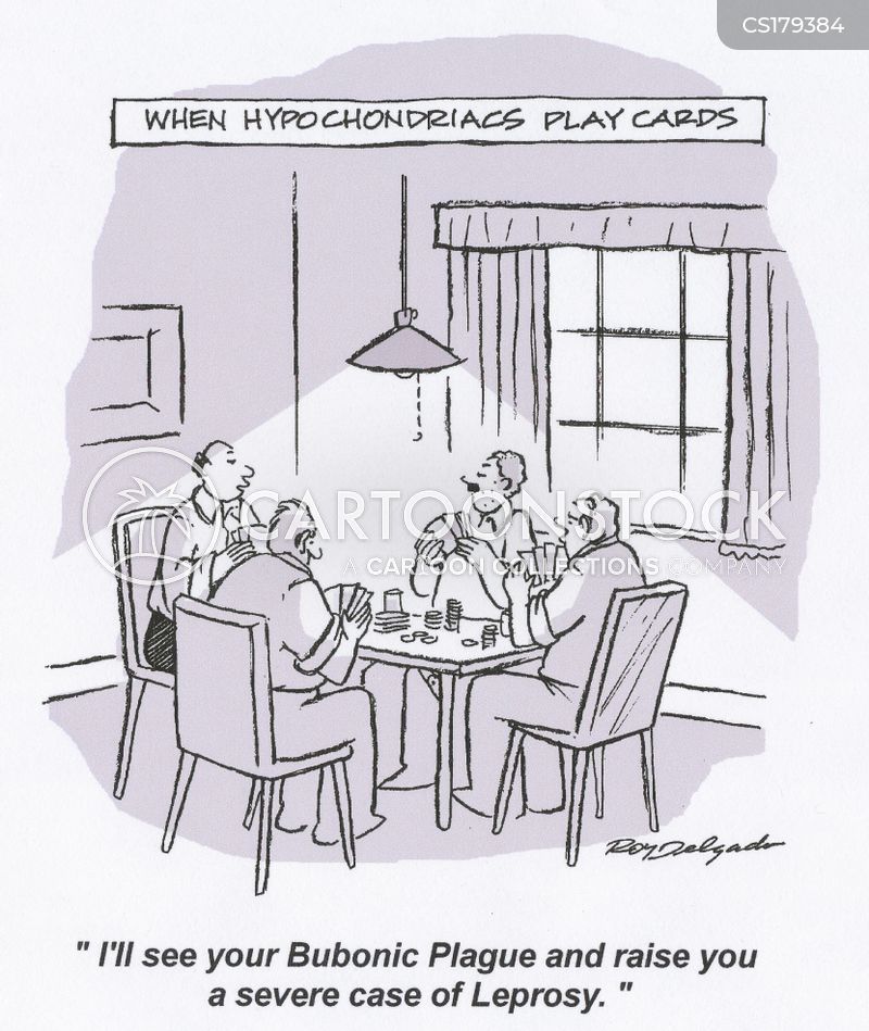 playing cards cartoon