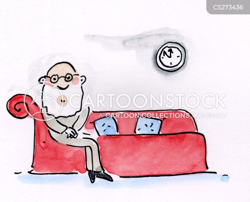 carl jung cartoon