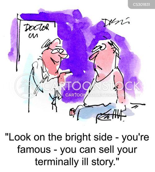celebrity magazine cartoon