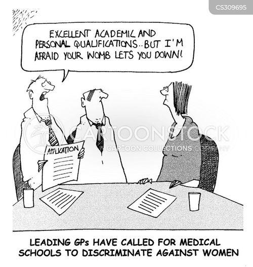 excluded cartoon