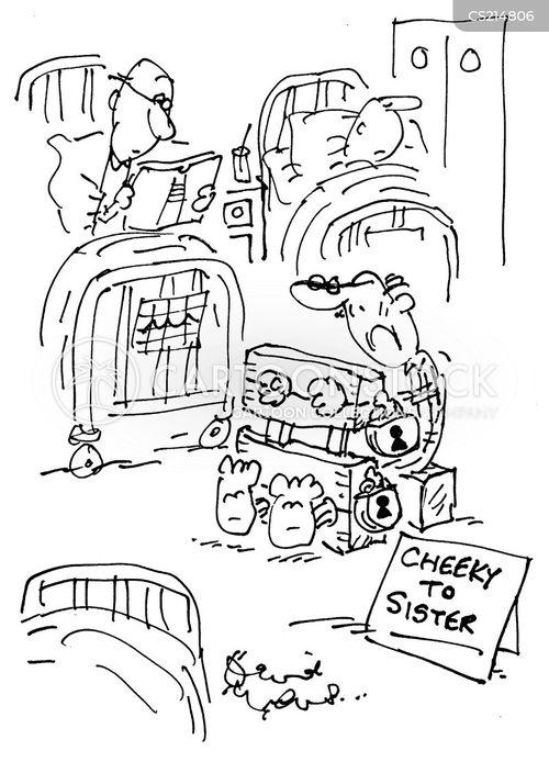 insubordinate cartoon