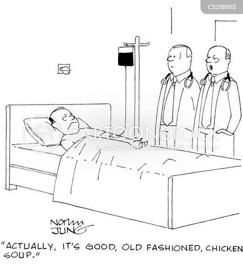 transfusion cartoon