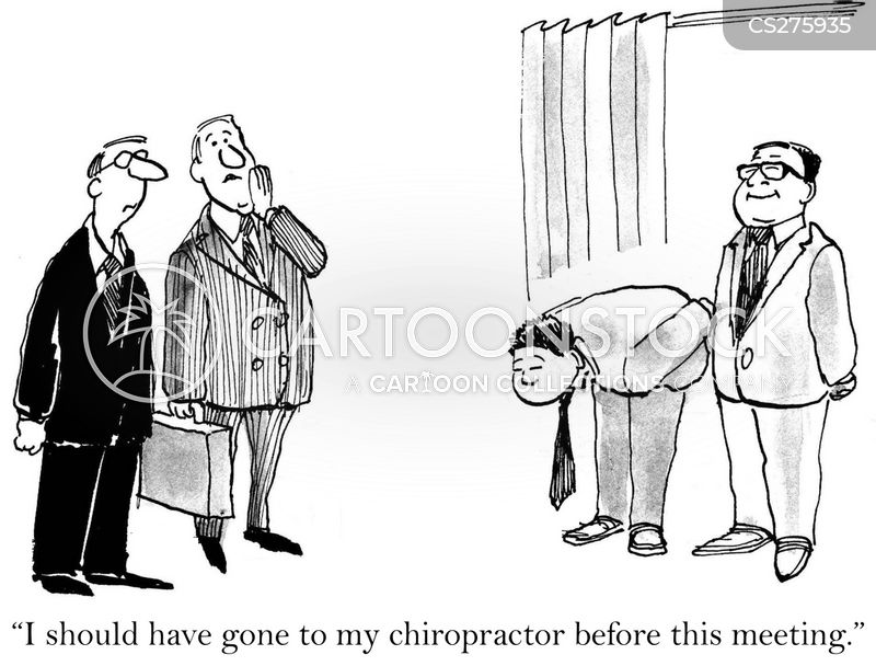 spinal injury cartoon
