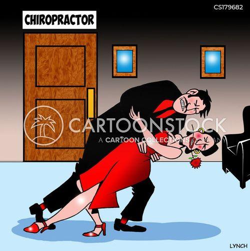 back pains cartoon