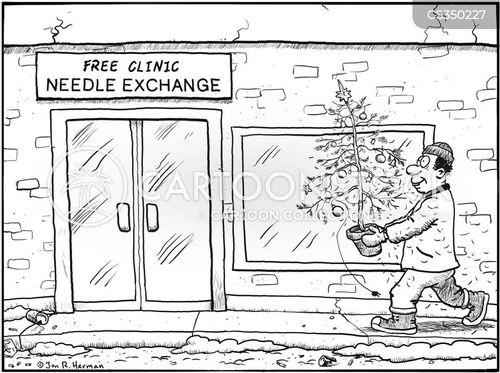 free clinic cartoon