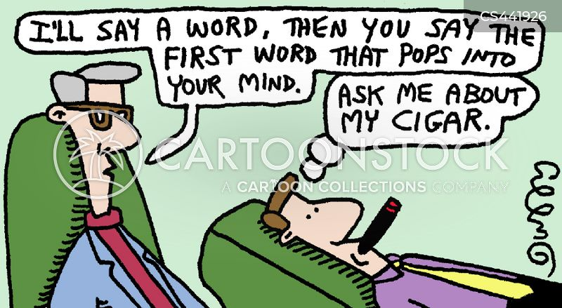 Psychological Test Cartoons and Comics - funny pictures from