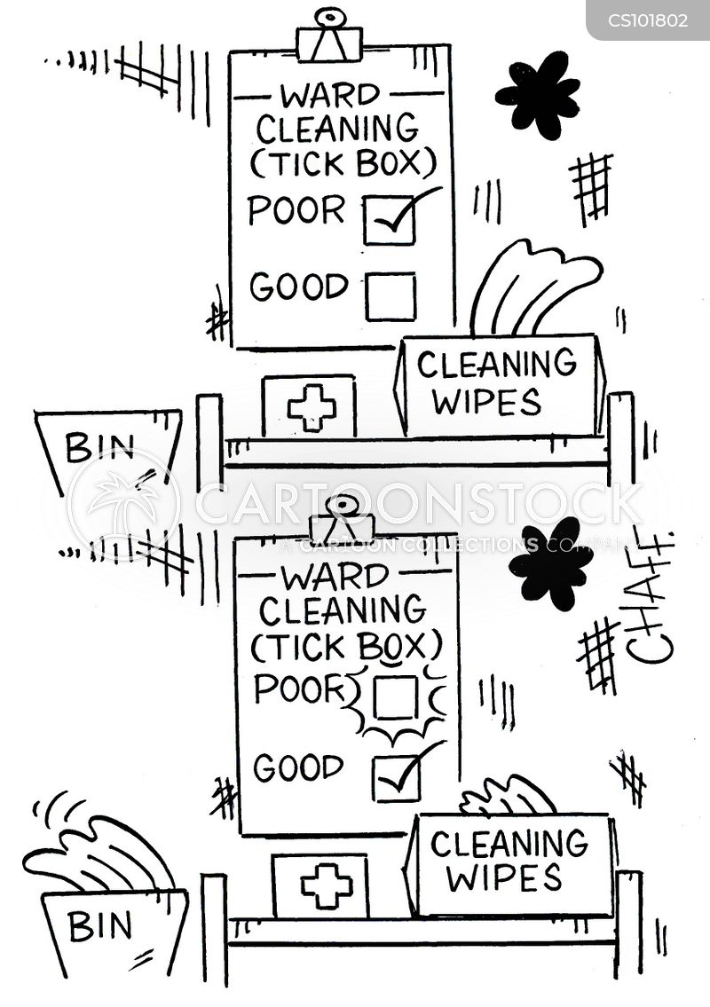 wipe cartoon