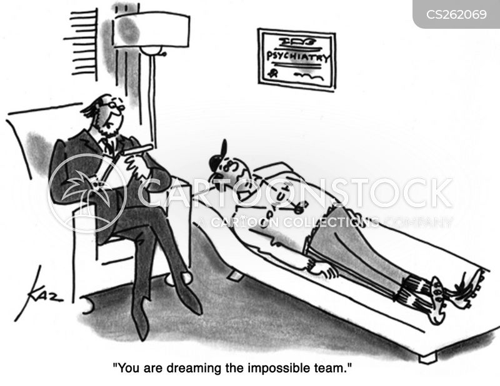 impossible dreams cartoon