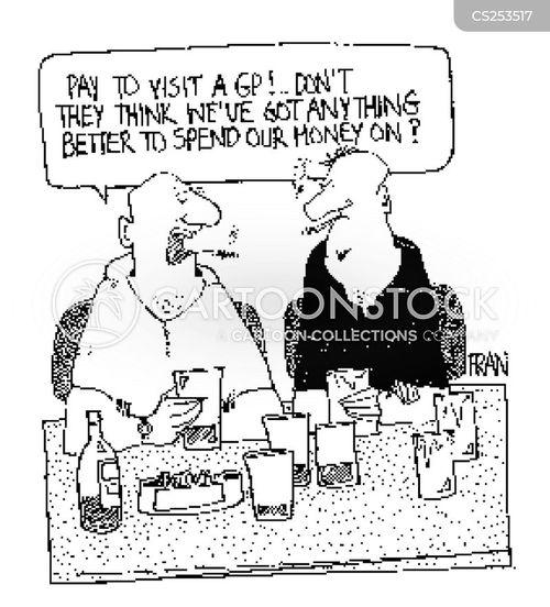 private care cartoon