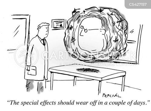 cgi cartoon