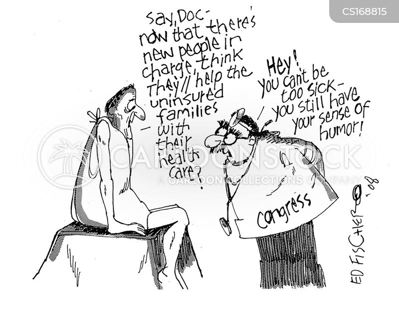 healthcare reform cartoon