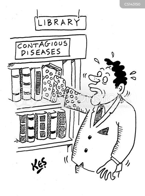 chickenpox cartoon