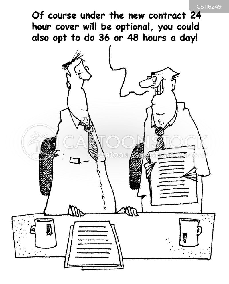 Working Day Cartoons And Comics Funny Pictures From Cartoonstock